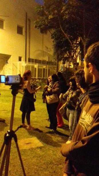 Jornada Mulheres em Discurso: Gênero, Linguagem e Ideologia - IEL Unicamp. Foto: Karine Medeiros