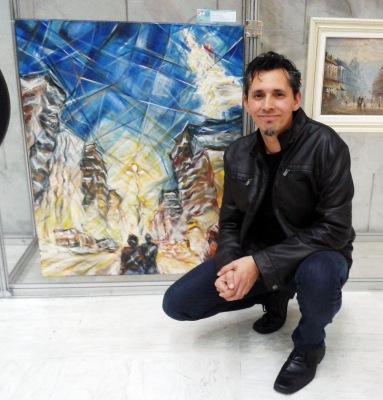 Ulysses Sanchez - Hors Concours no 29º Salão da Associação Comercial de São Paulo, 2016