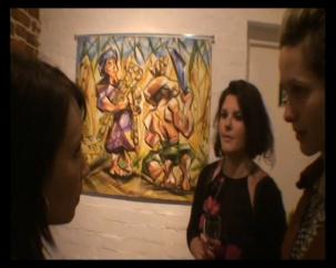 II Mostra Internacional Brasileira - Prêmio ICSA Internacional de Cultura 2009 - London, UK - Obra de Ulysses Sanchez - Medalha de Prata