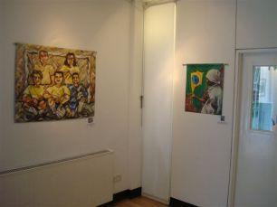 III Mostra Internacional Brasileira - Prêmio ICSA Internacional de Cultura 2010 - London, UK - Obra de Ulysses Sanchez - Menção Honrosa