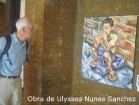IV Mostra Internacional Brasileira - Prêmio ICSA Internacional de Cultura 2011 - London, UK - Obra de Ulysses Sanchez
