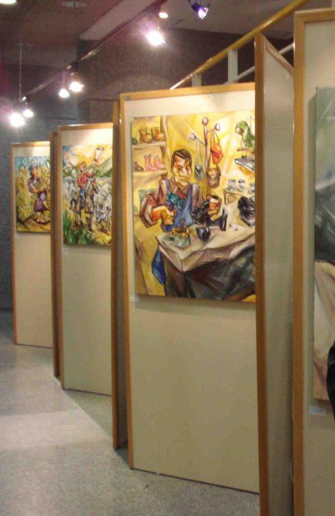 Trabalhadores do Quotidiano, Ulysses Sanchez, Conselho Regional dos Contabilistas, 2011