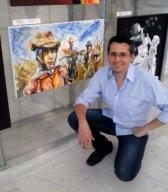 Ulysses Sanchez - Hors Concours no 30º Salão da Associação Comercial de São Paulo, 2017
