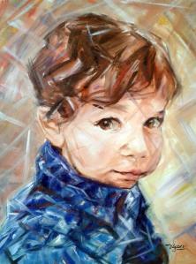 Retrato 40x30 cm, 2015